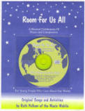 Room For Us All CD